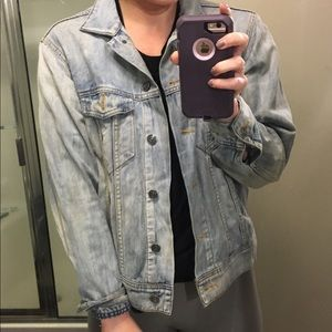 Jackets & Blazers - Aritzia Jean jacket size small